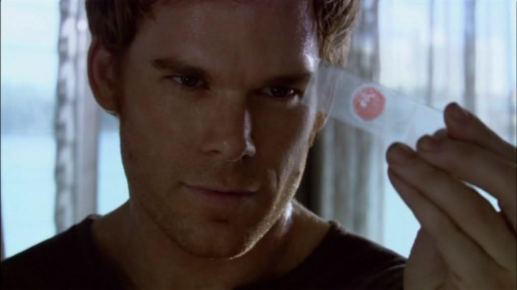 #3. Dexter Morgan (Michael C. Hall), Dexter