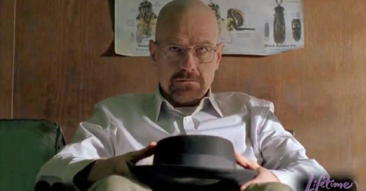#4. Walter White (Bryan Cranston), Breaking Bad