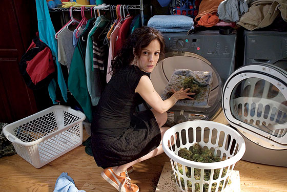 #5. Nancy Botwin (Mary-Louise Parker), Weeds