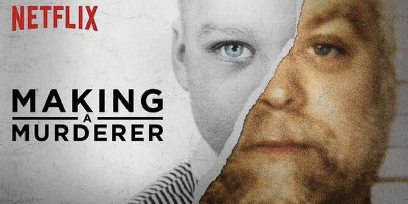 Netflix's 'Making a Murderer' quickly became one of the top four series watched by millenials, according to Tech Times. After airing, the series stirred viewers' emotions to the point of petitioning to the White House for Steven Avery's release. (Netflix)